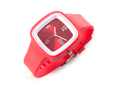 Flex Watch Mini Red