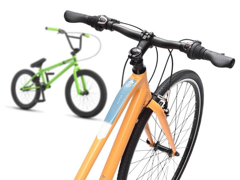 Raleigh and Redline Bikes