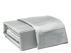 1000TC Sheet Set - Grey - Queen