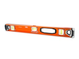 24-Inch I-Beam Level with Gel End Cap