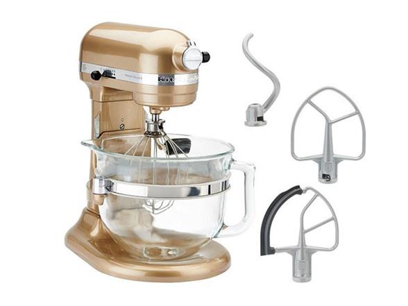 Kitchenaid Stand Mixer Champagne
