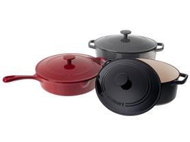 Cuisinart Cast Iron Cookware - 3 Styles