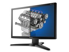 """27"""" 1080p AMVA LED Monitor w/ DP & 4 USB"""