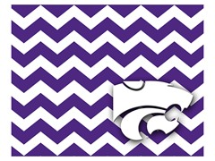 Kansas State  -  Chevron