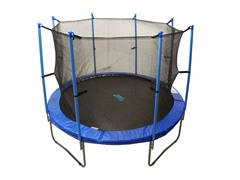 12 Ft. Trampoline with Enclosure