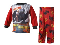 How to Train Your Dragon 2Pc Set (2T-4T)