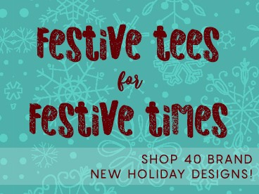 New Holiday Designs!