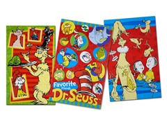 Dr.Seuss 3-Pack Floor Puzzle Bundle