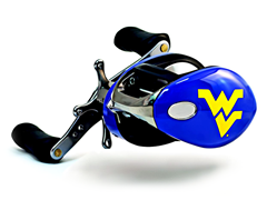 West Virginia Univ. Baitcasting Reel