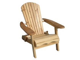 Foldable Adirondack Chair