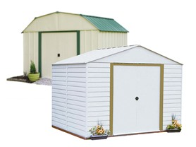 Arrow Sheds with Floor Kit - Your Choice