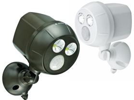 Mr. Beams Wireless LED Weatherproof Spotlight
