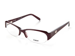 Chloe CL1144.CO3.53-16 Frames - Eggplant