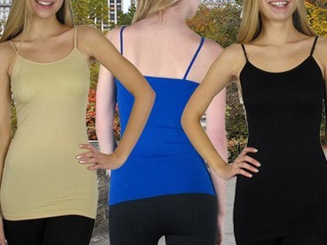 Free to Live 10pk Camis
