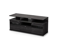"City Life II 60"" TV Stand Grey Oak"