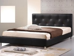 Barbara Platform Qn Bed (2 Colors)