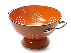 Reston Lloyd 1.5 Qt. Colander - Orange