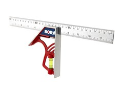 "Bora 12"" Magnetic Combination Square"