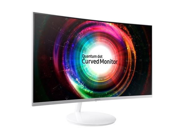 """Samsung 27"""""""" Curved Quad-HD LED-Backlit Monitor"""" ba444c21-a13c-425c-b393-b9a49435959e"""