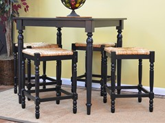 Berkshire Bar Table or Hawthorne Stool