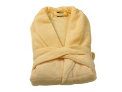 Boston Robe-Yellow-2 Sizes