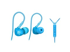 M6P In-Ear Sport Earbuds w/Mic - Teal
