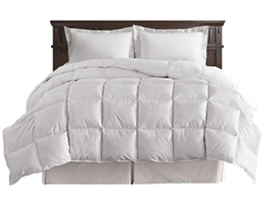 5-Pc Comforter Set - White - 2 Sizes