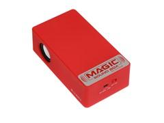 Magic Sound Box Portable Speaker - Red