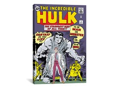 Hulk Cover #1