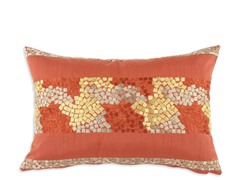 Theory Rouge-Shantung 12.5X19 Pillow