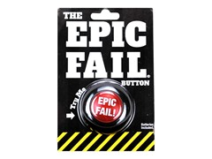 Epic Fail Mini Slammer Button