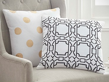 2-Pack Decorative Pillows