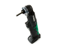 Hitachi 10.8V Right-Angle Impact Driver