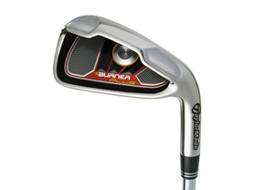 TaylorMade Burner Plus 4-PW, AW Set (RH)