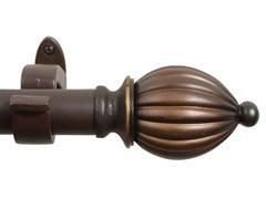 "18"" - 48"" Kamrak Curtain Rod"