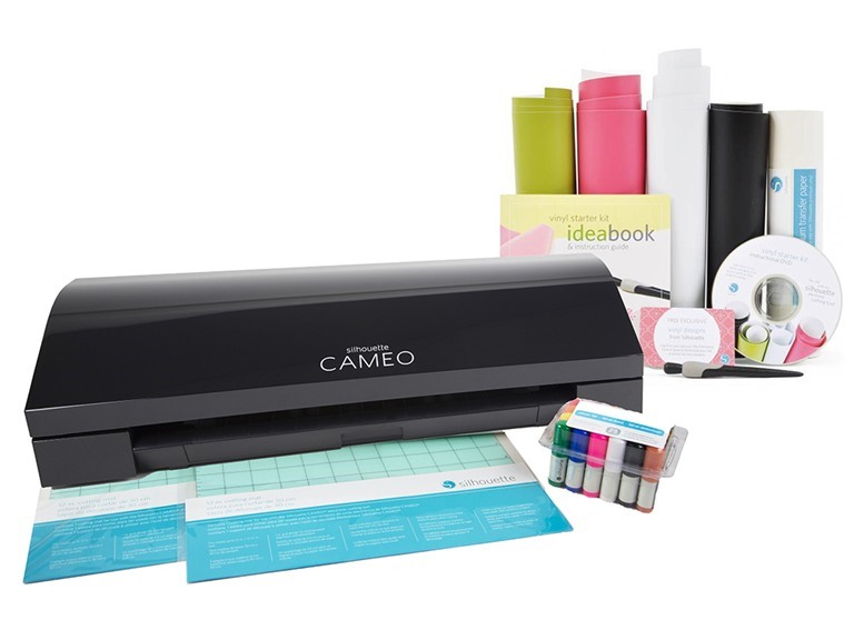 Silhouette Cameo 3 Craft Bundle Pack