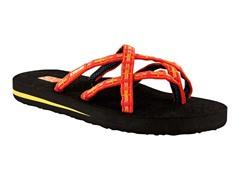 Women's Olowahu Sandals - Sorbet Plaid