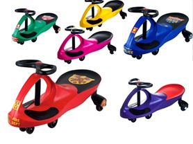 Lil' Rider Wiggle Car in 6 Colors