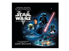 Episode V:The Empire Strikes Back OST [CD]