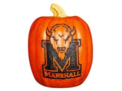 Resin Pumpkin - Marshall