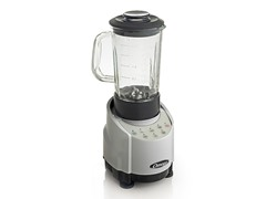 Silver Blender with 48-Oz. Container