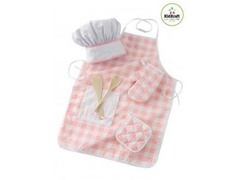 Tasty Treats Chef Pink Accessory Set