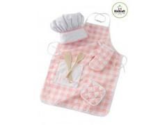 Tasty Treats Chef Pink Accessory Set