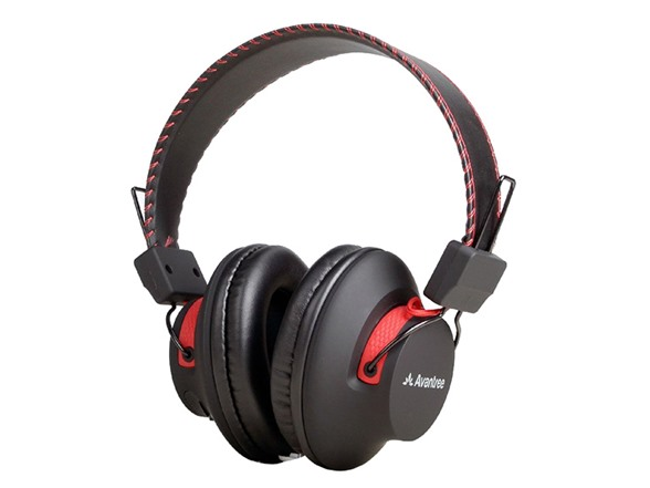 cd95beaf7cc Avantree Audition Bluetooth Over-Ear NFC Headphones