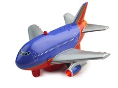 Southwest Airlines Pullback Plane