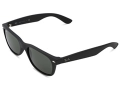 Ray-Ban New Wayfarer, Black Rubber 55mm