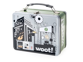 Woot-Themed Lunchbox