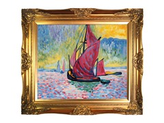 Derain - The Red Sails