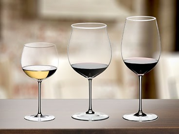 Riedel Sommeliers Red + White Tasting Set