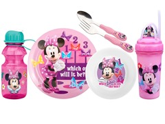 Minnie Mouse 6-Piece Set